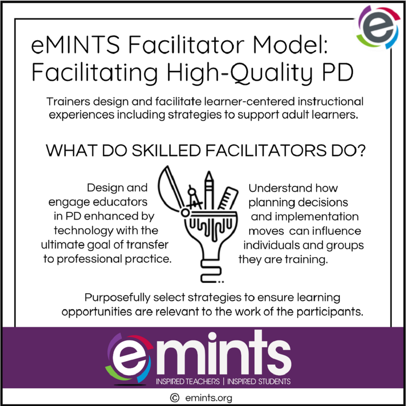 eMINTS Tip Cards - eMINTS National Center Portal